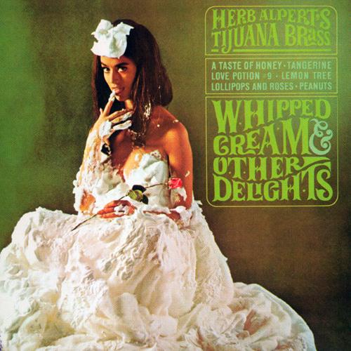 Art for Whipped Cream by Herb Alpert's Tijuana Brass