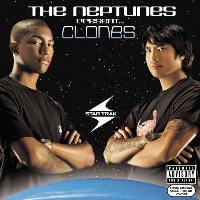 Art for Frontin' (Club Mix) by Pharrell Williams, JAY-Z