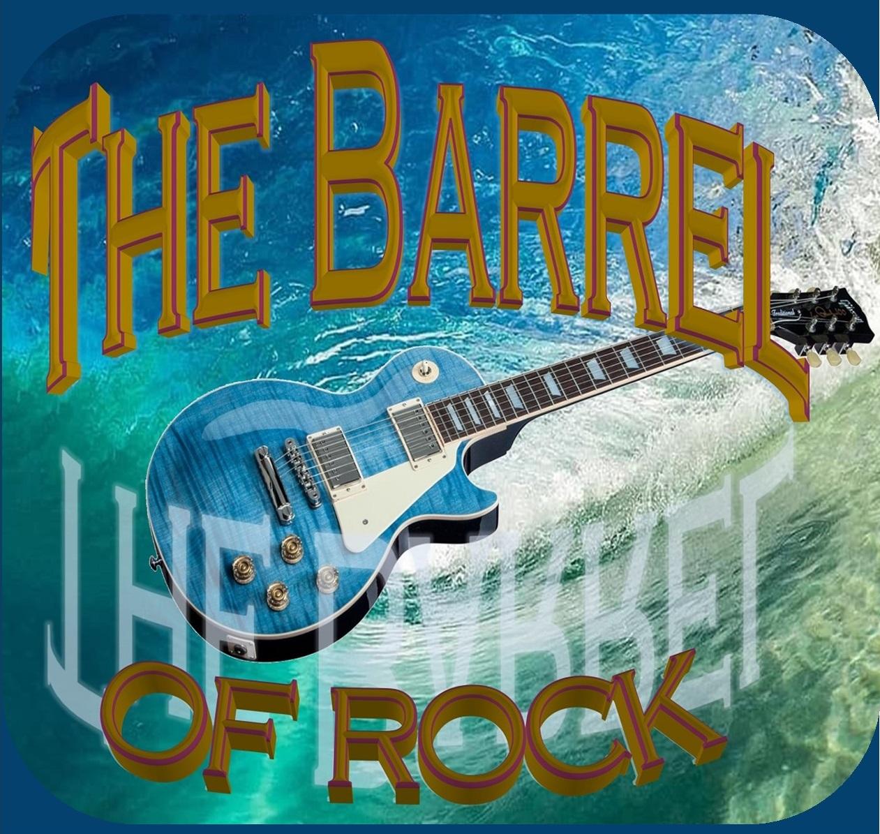 The Barrel of Rock logo