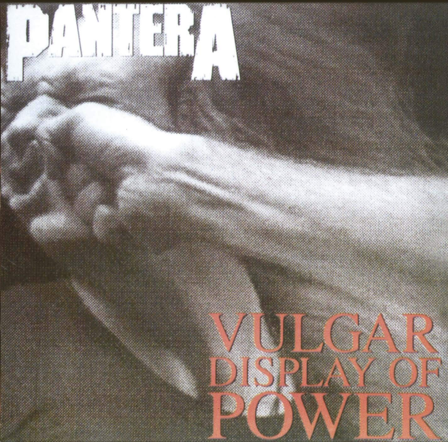 Art for Mouth For War by Pantera