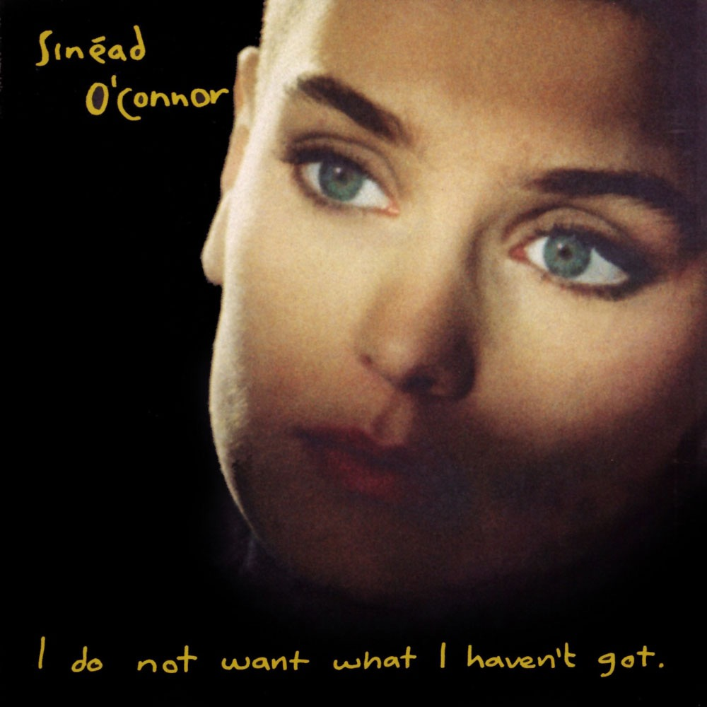 Art for Three Babies by Sinead O'Connor