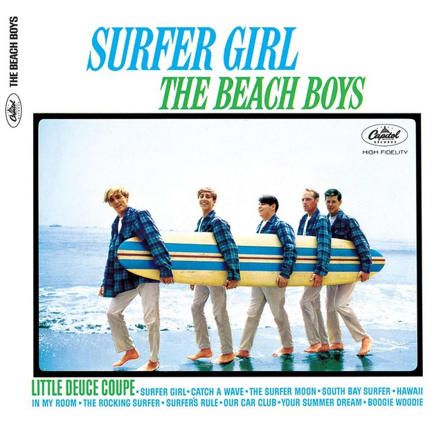 Art for Surfer Girl (Mono) by The Beach Boys