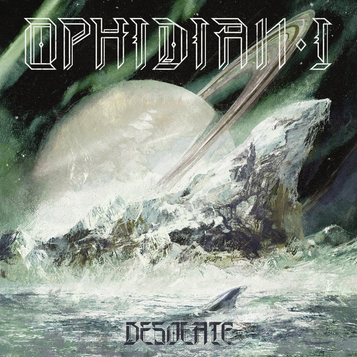 Art for Captive Infinity by Ophidian I