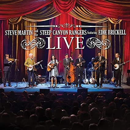Art for When You Get To Asheville by Steve Martin and The Steep Canyon Rangers feat. Edie Brickell