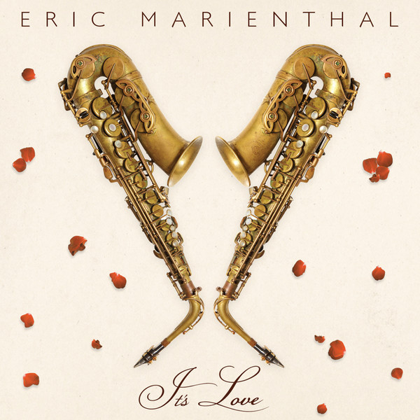 Art for Get Here by Eric Marienthal