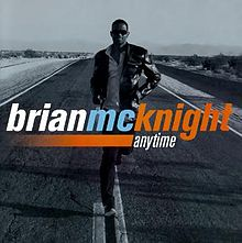 Art for Do I Ever Cross Your Mind by Brian McKnight
