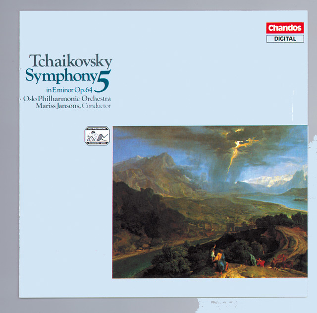 Art for Symphony No. 5 in E Minor, Op. 64: II. Andante cantabile, con alcuna licenza by Pyotr Ilyich Tchaikovsky, Oslo Philharmonic Orchestra, Mariss Jansons