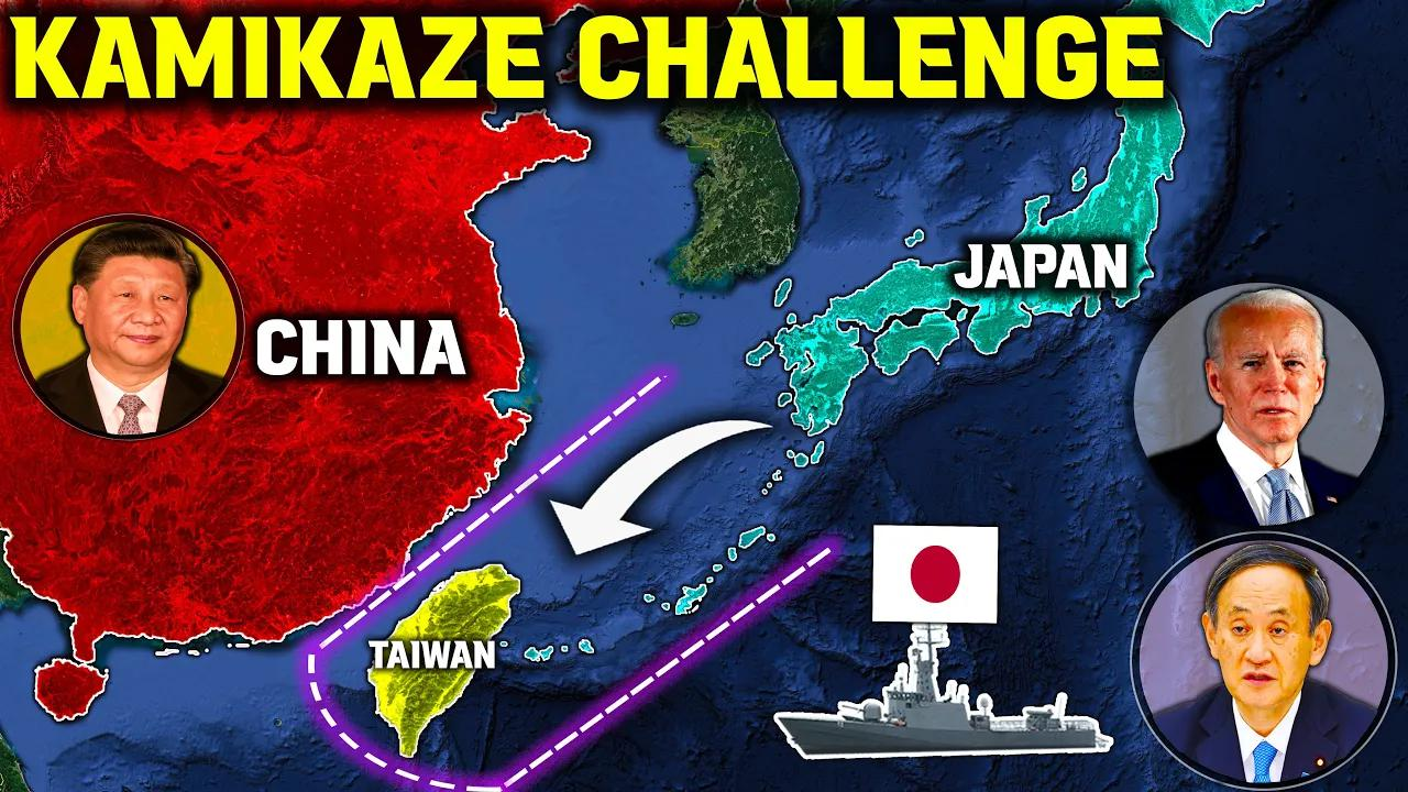 Art for Japan Deploys Missile and Soldier near China and Taiwan by VRM News Reports