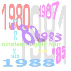 80s Music Connection logo