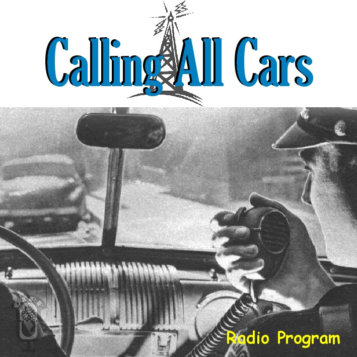 Art for Moving Picture Murder by Calling All Cars