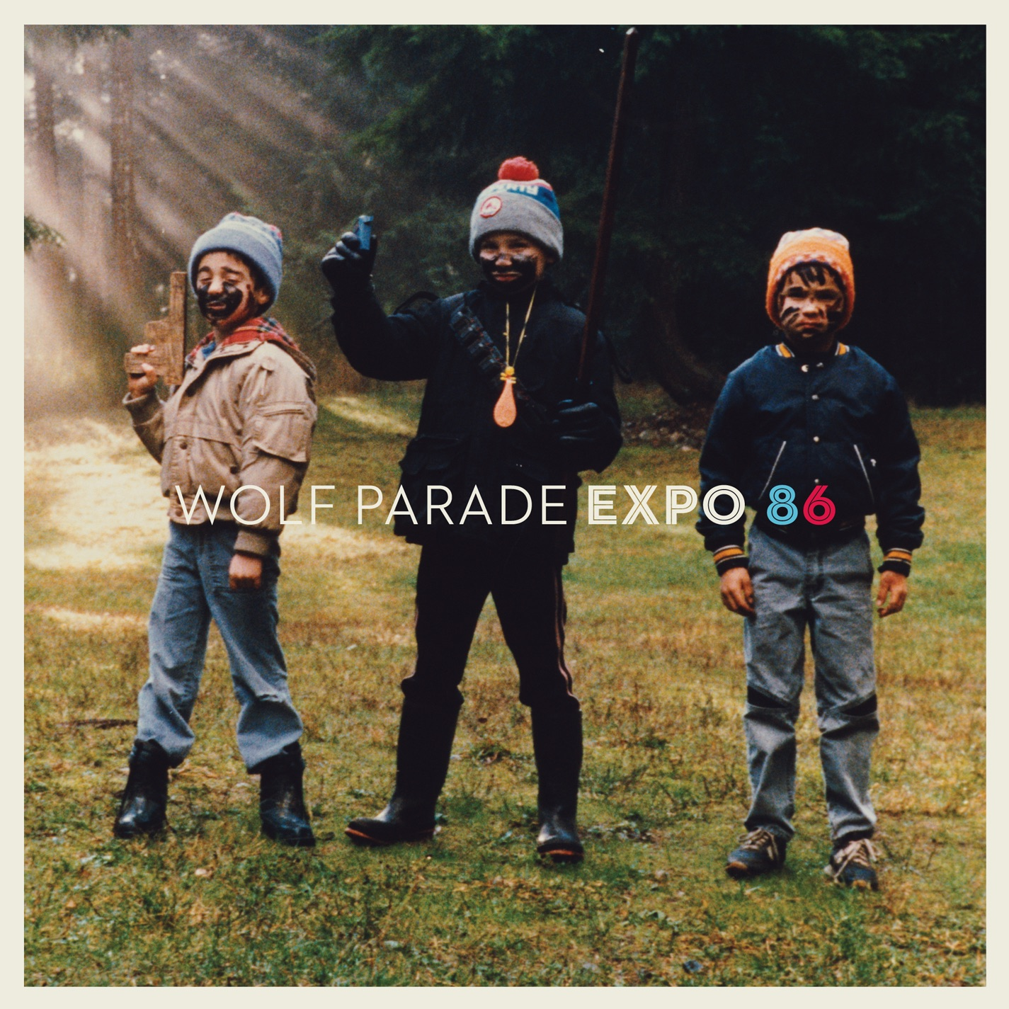 Art for Two Men In New Tuxedos by Wolf Parade