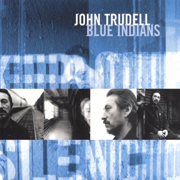 Art for Blue Indians by John Trudell