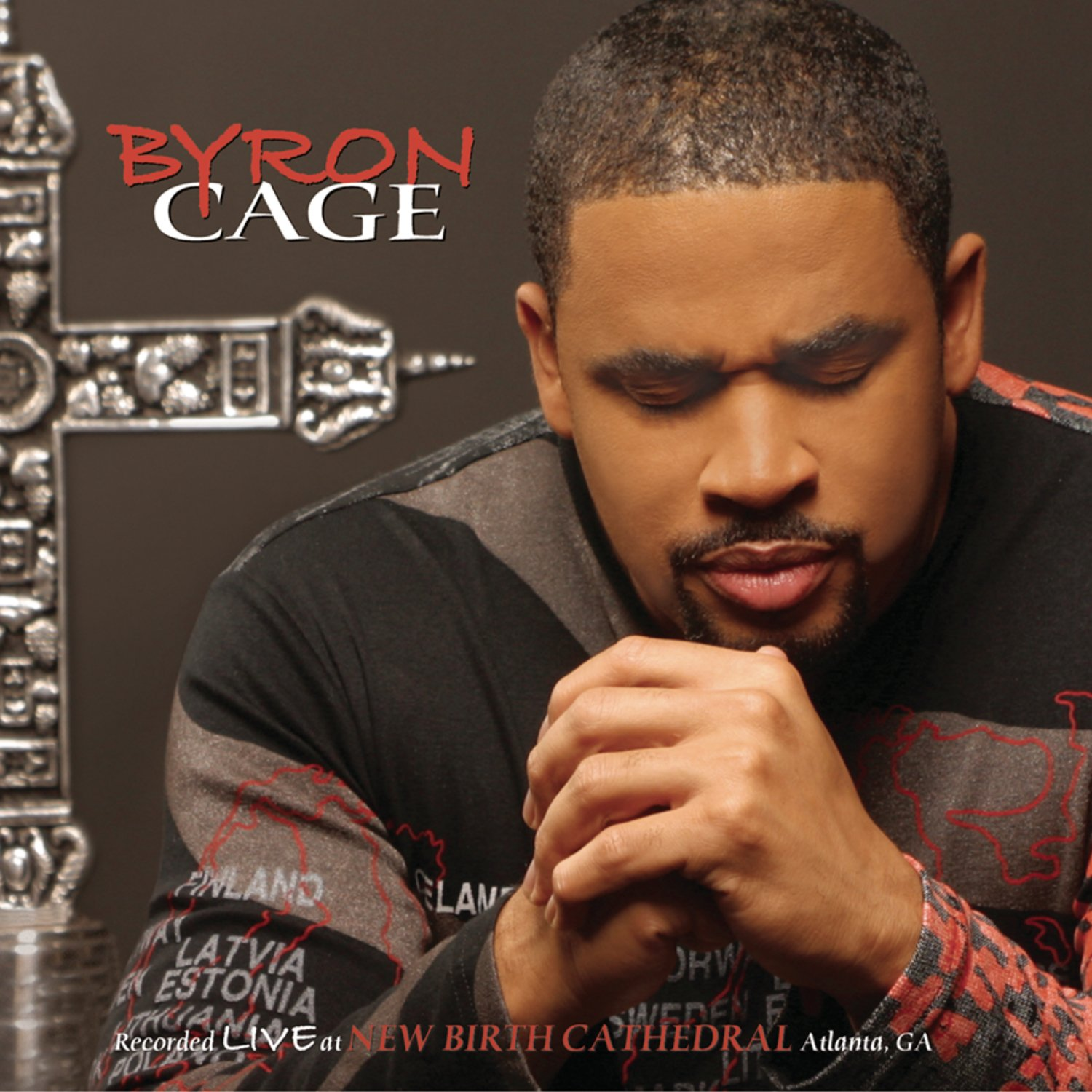 Art for The Presence of the Lord is Here by Byron Cage