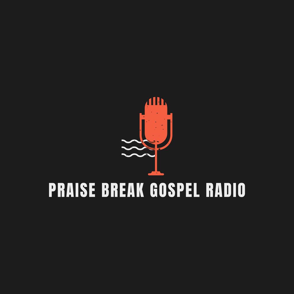 Praise Break Gospel Radio logo