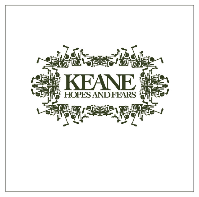 Art for Everybody's Changing by Keane