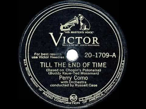 Art for Till the end of Time by Perry Como