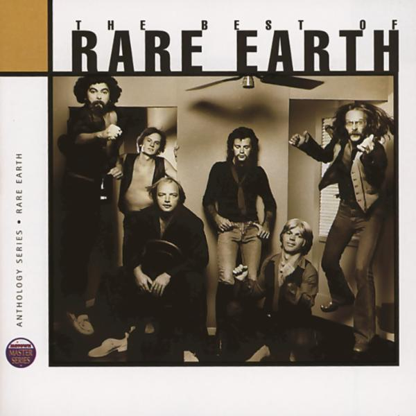 Art for Get Ready (Single Version) by Rare Earth