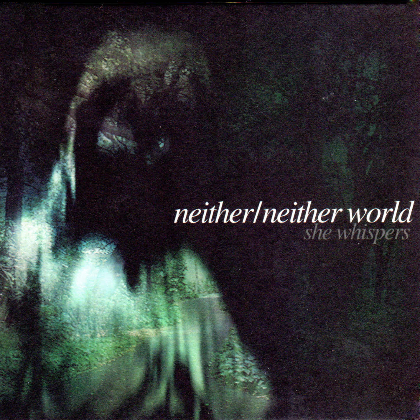 Art for I'll Disappear by Neither/Neither World