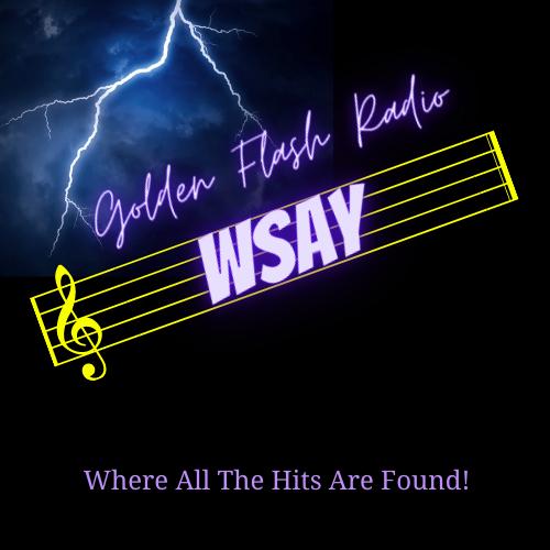 WSAY RADIO logo