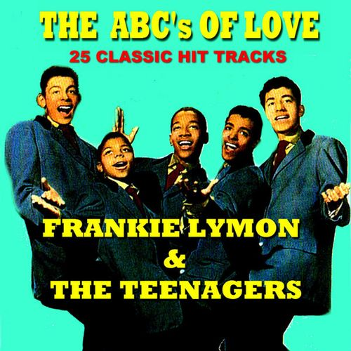 Art for I Want You To Be My Girl by Frankie Lymon & The Teenagers