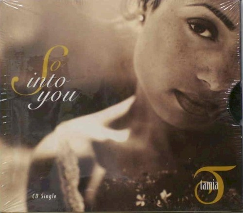 Art for So Into You by Tamia