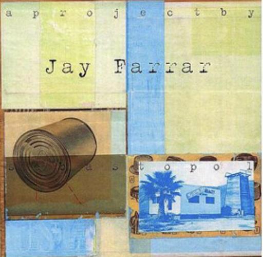 Art for Feel Free by Jay Farrar