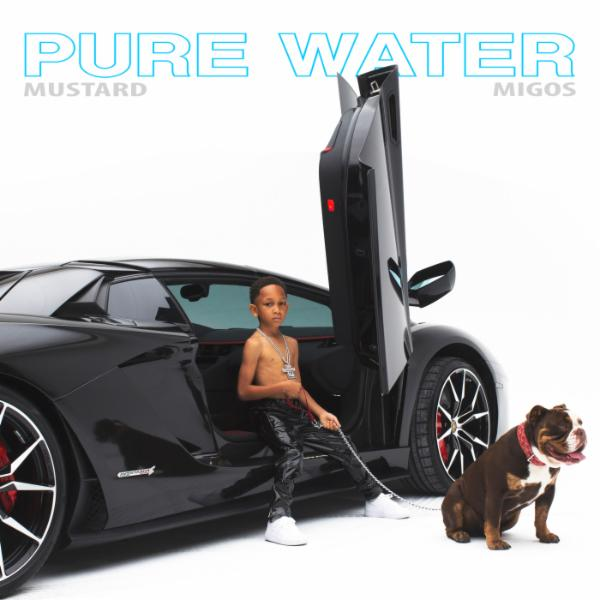 Art for Pure Water [Clean] by Mustard & Migos
