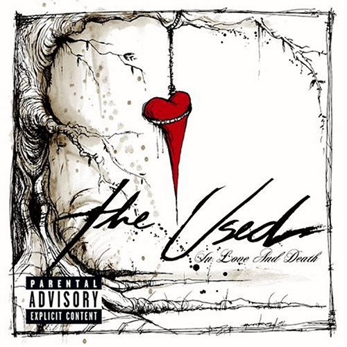Art for Let It Bleed by The Used