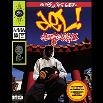 Art for No Need For Alarm by Del Tha Funky Homosapien