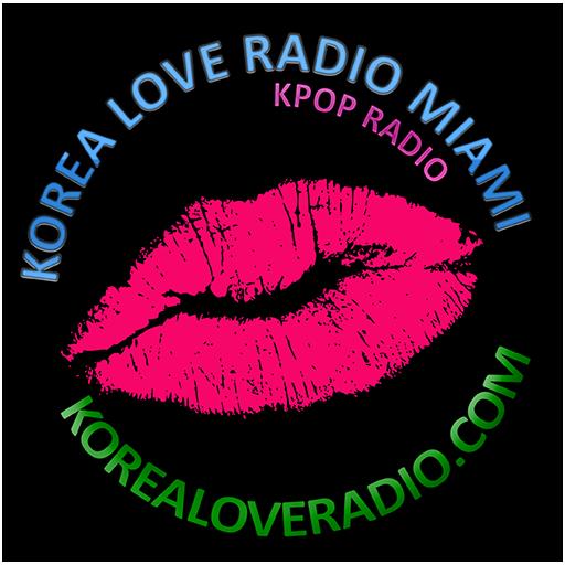 KOREA LOVE RADIO KPOP MIAMI logo