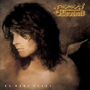 Art for No More Tears by Ozzy Osbourne