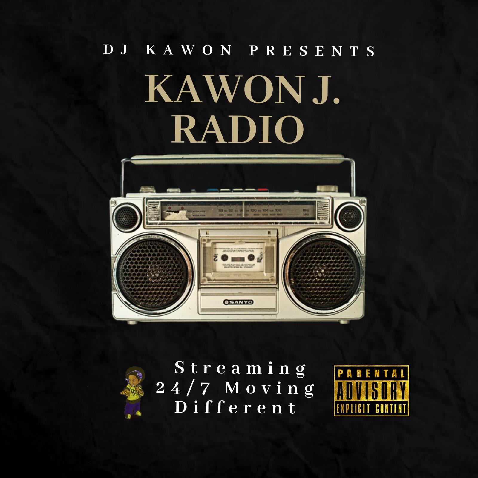 Art for DJ Kawon Drop-WE MOVE DIFFERENT by EDDAV
