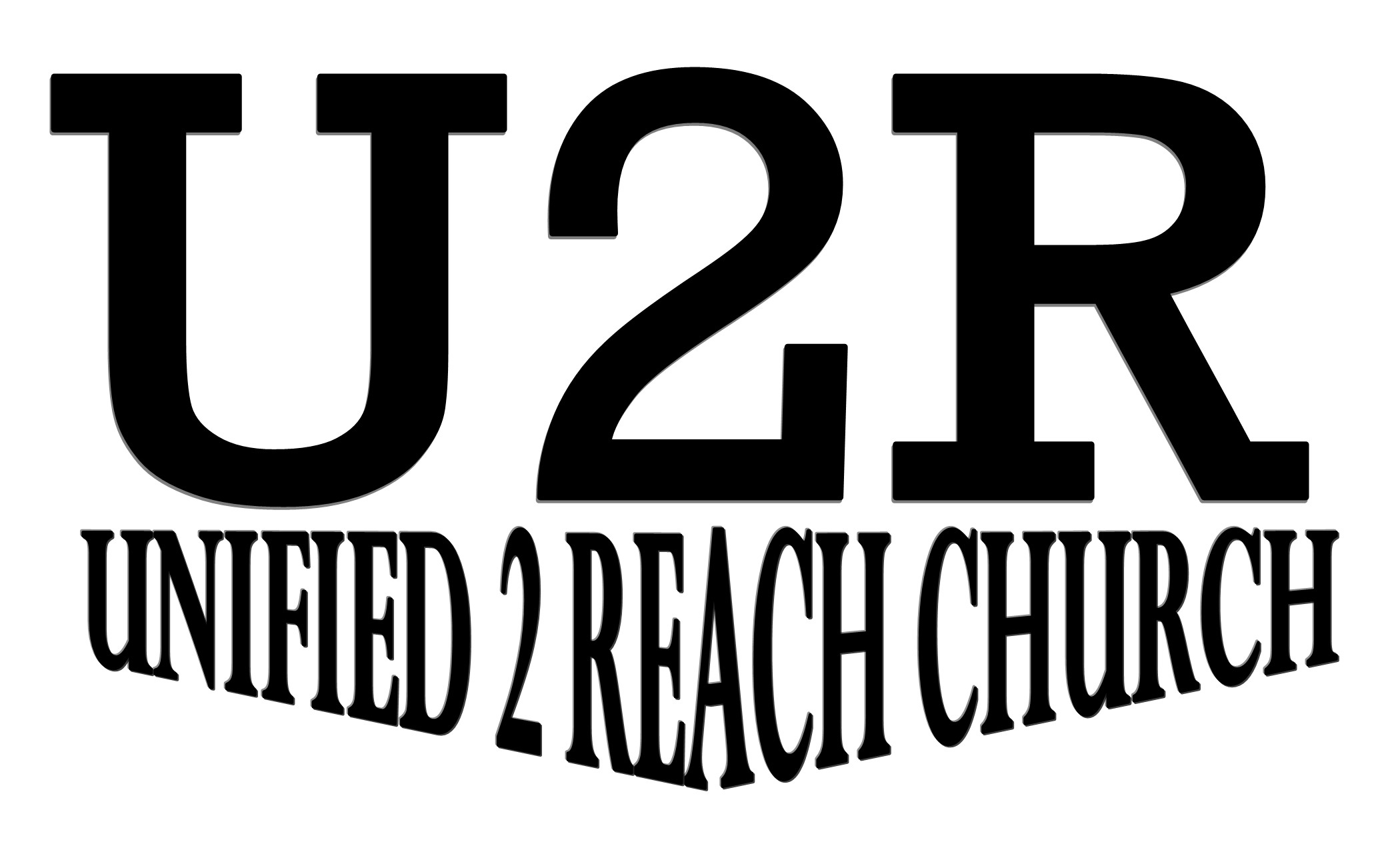Art for U2R Station ID by Pastor Vee