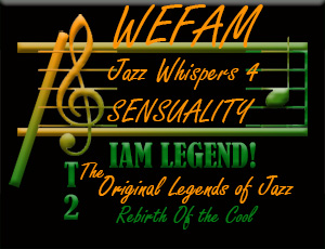 Art for The Original Legend of Jazz - SENSUALITY - VOL 2 by Multiple Jazz Artist