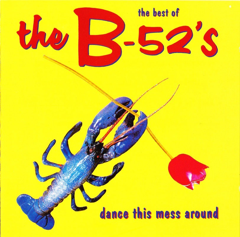 Art for Planet Claire by The B-52's