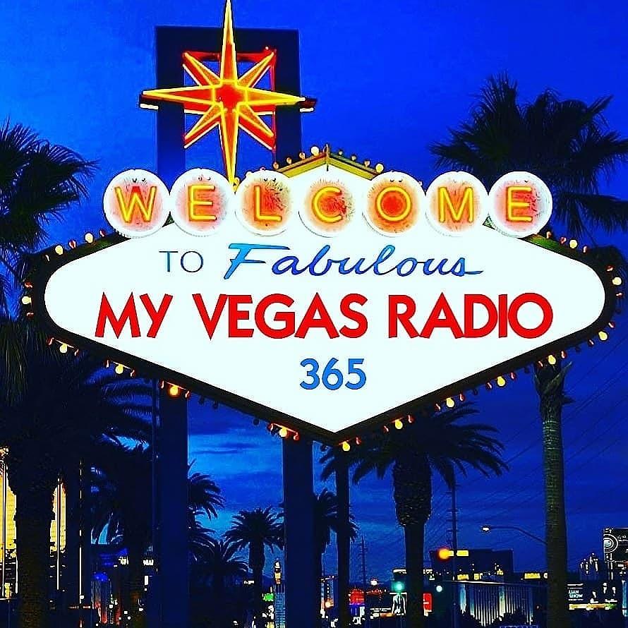 My Vegas Radio logo