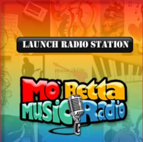 MOBetta Music Radio logo
