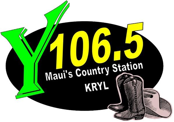 KRYL Y-106.5 (Maui) logo