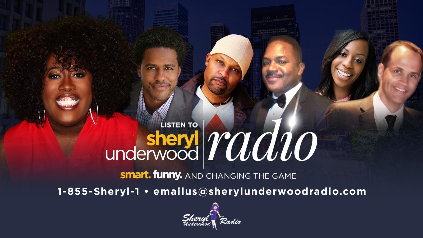 Art for 34sec by (7) Sheryl Underwood Radio (wk roundup) 013120 2hr