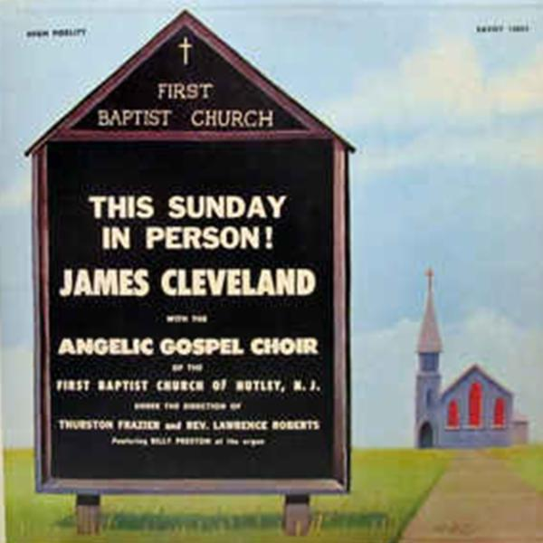 Art for Trust Him by James Cleveland And The Angelic Choir