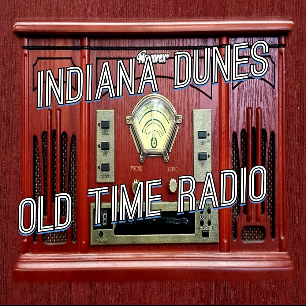Indiana Dunes Old Time Radio OTR logo