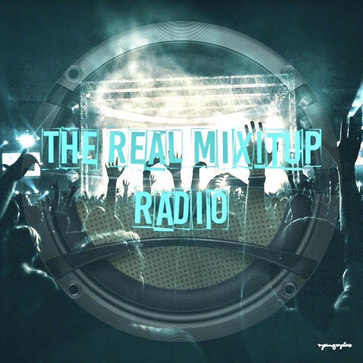 The Real Mixitup Radio logo