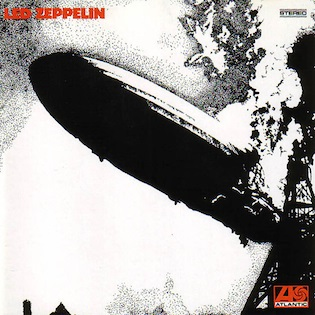 Art for Good Times And Bad Times  '69 by Led Zeppelin
