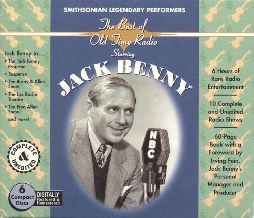 Art for JB 1936-11-22 Buck Benny by OTR Jack Benny (The Jello Program)