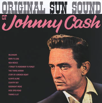 Art for Thanks a Lot by Johnny Cash