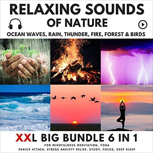 Art for 19 - Relaxing Sounds of Nature by Soothing Sound Therapy