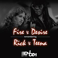 Art for Fire And Desire by Rick James  & Teena Marie