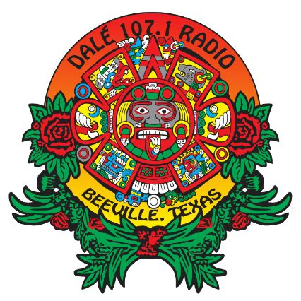 Dalé 107.1 KRXB logo
