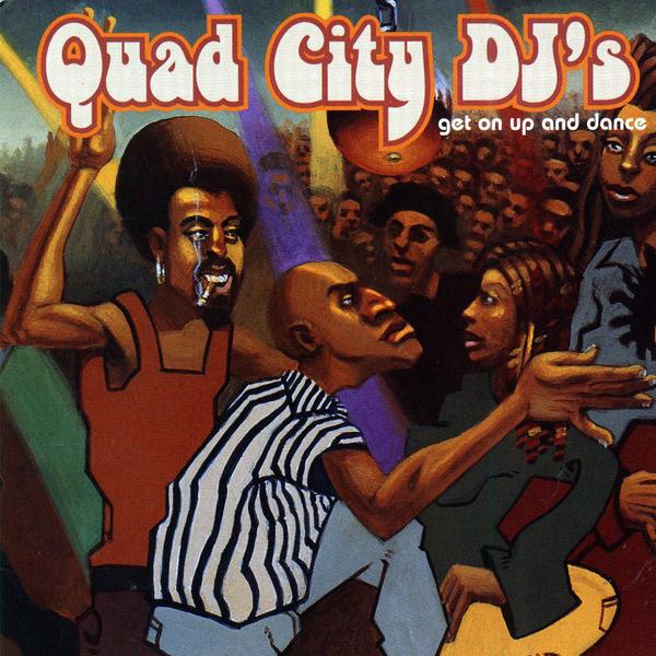 Art for Hey DJ by Quad City DJ's