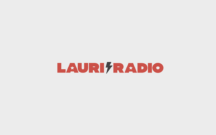 LauriRadio logo